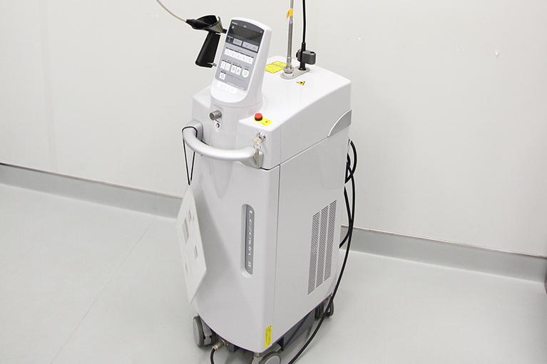 炭酸ガスレーザー治療(下甲介粘膜焼灼術)